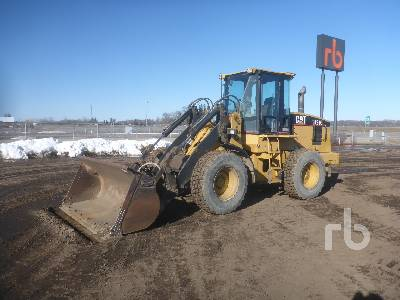 1997 CATERPILLAR IT28G Integrated Tool Carrier