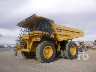 2000 CATERPILLAR 777D Rock Truck