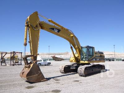2003 CATERPILLAR 345B Series II Hydraulic Excavator