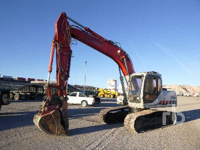 2007 LINK-BELT 160LX Hydraulic Excavator