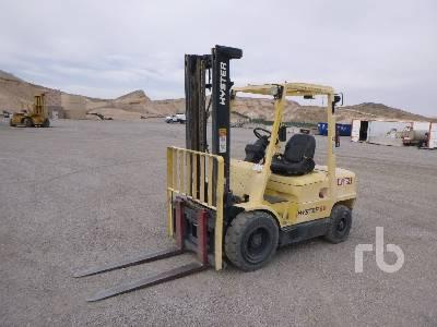 HYSTER H60XM 5750 Lb Forklift
