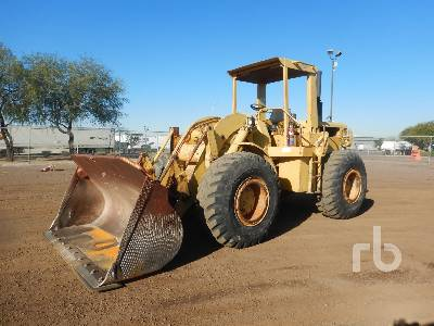 1976 CATERPILLAR 950 Wheel Loader