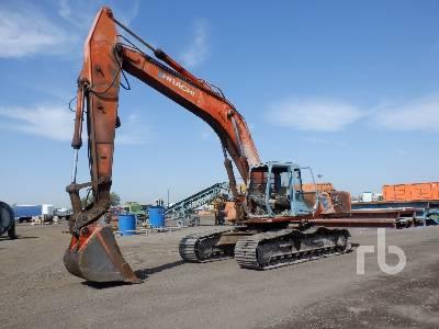 1996 HITACHI EX300LC-3 Hydraulic Excavator