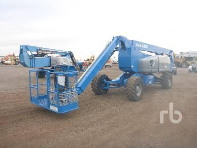2011 GENIE Z135/70 4x4x4 Articulated Boom Lift