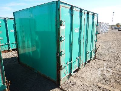 8 Ft 10 In. x 8 Ft 3 In. Container