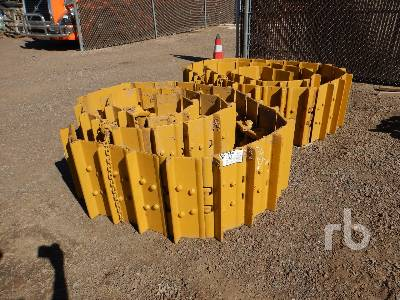 Qty Of Rails & Pads Crawler Tractor Attachment - Other