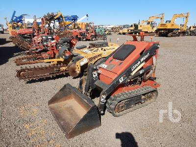 2004 DITCH WITCH SK300 Walk Behind Compact Track Loader