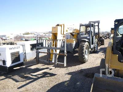 2006 GEHL RS8-42 8000 Lb 4x4x4 Telescopic Forklift