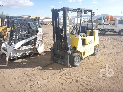 HYSTER S70XL 7000 Lb Forklift Forklift
