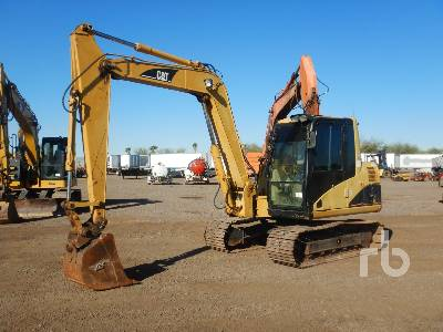 2006 CATERPILLAR 307C Midi Excavator (5 - 9.9 Tons)