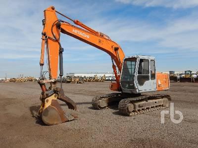 1992 HITACHI EX120-2 Hydraulic Excavator