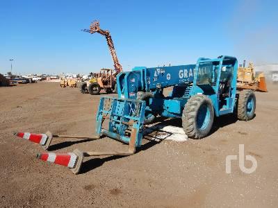 2000 GRADALL 534D9-45 9000 Lb 4x4 Telescopic Forklift