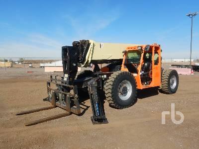 2015 JLG G1055A 10000 Lb 4x4x4 Telescopic Forklift