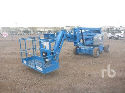 2012 GENIE Z45/25J Electric Articulated Boom Lift
