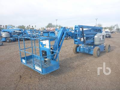 2013 GENIE Z45/25J Electric Articulated Boom Lift