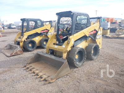 2016 CATERPILLAR 242D Skid Steer Loader Parts/Stationary Construction-Other