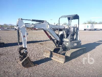 2013 BOBCAT E26 Mini Excavator (1 - 4.9 Tons)