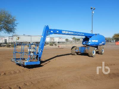 2000 UPRIGHT SB60 4x4 Boom Lift