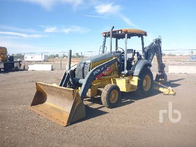 2014 JOHN DEERE 310K EP Loader Backhoe