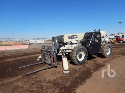 2006 INGERSOLL-RAND VR1056 10000 Lb 4x4x4 Telescopic Forklift