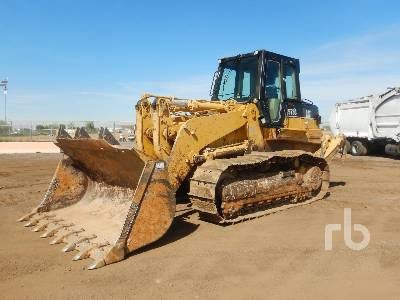 2003 CATERPILLAR 973C LGP Crawler Loader