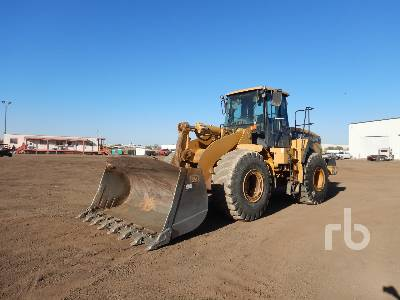 2005 CATERPILLAR 966G Series II Wheel Loader