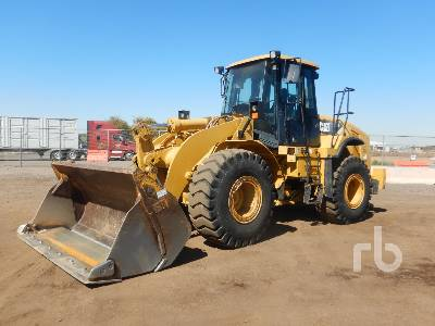 2008 CATERPILLAR 950H Wheel Loader