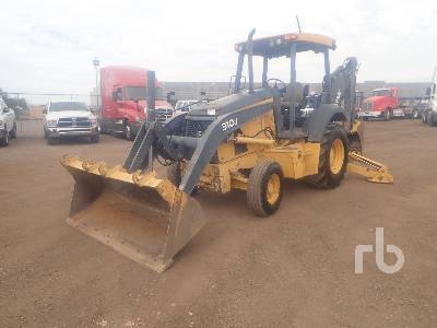 2009 JOHN DEERE 310J Loader Backhoe