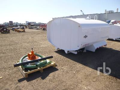 Unused 2021 SUPERIOR TANK & FAB ATF2500 2500 Gallon Water Truck Tank Kit Truck Attachment - Other