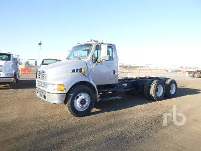2007 STERLING ACTERRA 6x4 Cab & Chassis