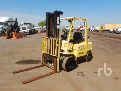 HYSTER H50XM 4800 Lb Forklift