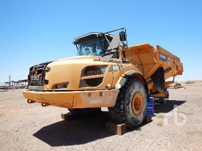 VOLVO A40F 6x6 Articulated Dump Truck