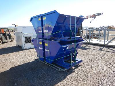 Unused SUIHE Qty Of (4) Self-Dumping Hopper Container Equipment - Other