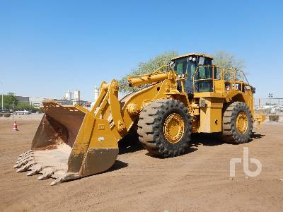 2005 CATERPILLAR 988H Wheel Loader