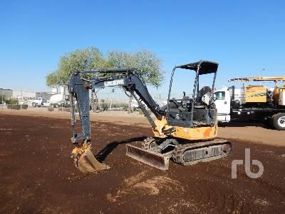 2012 JOHN DEERE 27D Mini Excavator (1 - 4.9 Tons)
