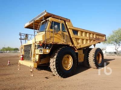 1996 CATERPILLAR 773B Rock Truck