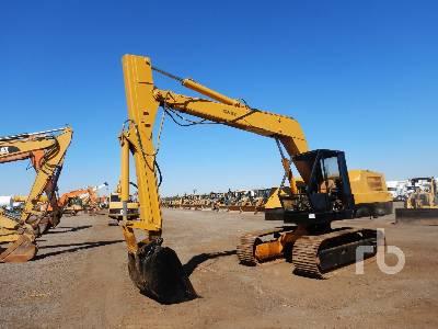 1976 CASE 880 Hydraulic Excavator