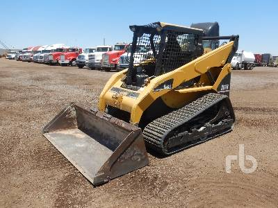 2005 CATERPILLAR 287B Compact Track Loader
