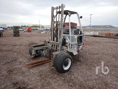 1996 PRINCETON D5000 Truck Mounted Forklift