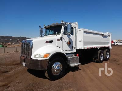 2005 PETERBILT 335 6x4 Dump Truck (T/A)