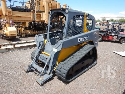 2010 JOHN DEERE 323D Compact Track Loader Parts/Stationary Construction-Other
