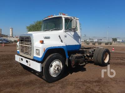 1989 FORD L8000 4x2 Cab & Chassis