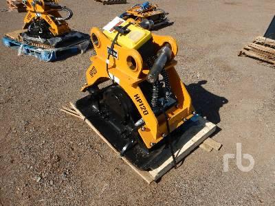Unused TROJAN CP120CL Excavator Plate Compactor
