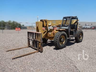 1992 GEHL 883 8000 Lb 4x4x4 Telescopic Forklift