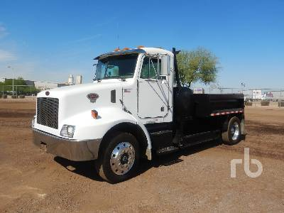 2002 PETERBILT 330 4x2 Dump Truck (S/A)