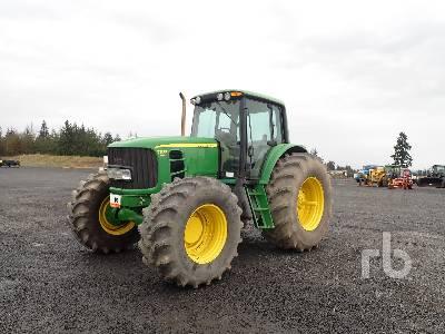 2008 JOHN DEERE 7330 MFWD Tractor