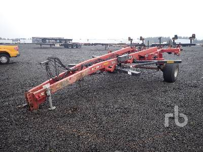 CASE IH 530C Tow Behind Disc Frame Agricultural Equipment - Other
