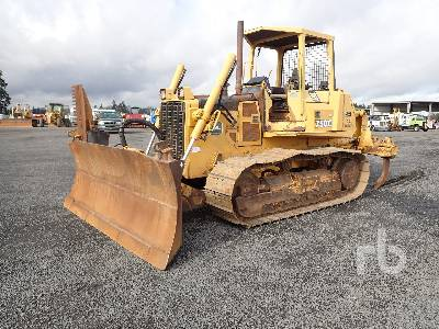 2001 JOHN DEERE 750C LT Crawler Tractor