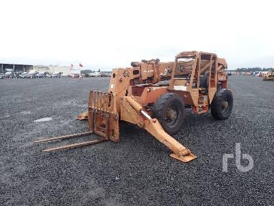 2002 LULL 844C-42 8000 Lb Telescopic Forklift