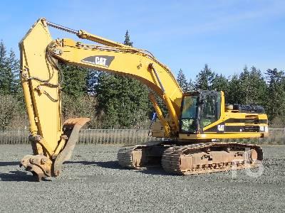 2004 CATERPILLAR 345B Series II Hydraulic Excavator